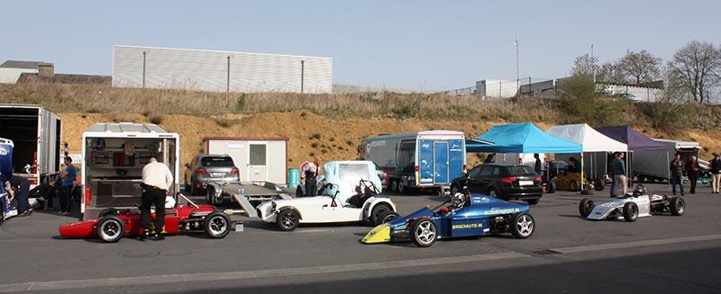 Formule Subaru 2.0 track car -2