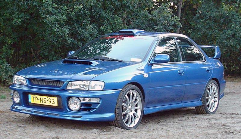 GT Turbo met lipspoiler